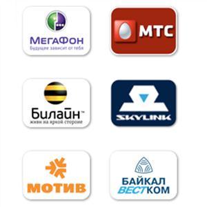 Операторы сотовой связи Палкино