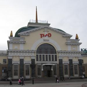 Железнодорожные вокзалы Палкино